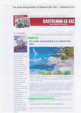 <p>2011. Castelnau le Lez</p>
