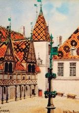 <p>Beaune. Hôtel Dieu 13x18cm.  vendu  </p>