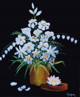 <p> Bouquet Blanc. 55x46cm. disponible </p>