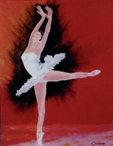 <p>Ballerine. 27x35cms disponible </p>