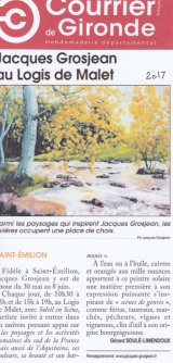 <p>Courrier de la Gironde. 2017.06 </p>
